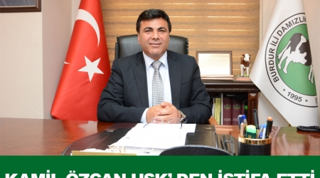 Genel Başkan Kamil ÖZCAN USK' den İstifa Etti